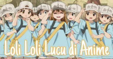 Kawaii! 5 Karakter Loli Paling Imut di Anime - Otaku Mobileague