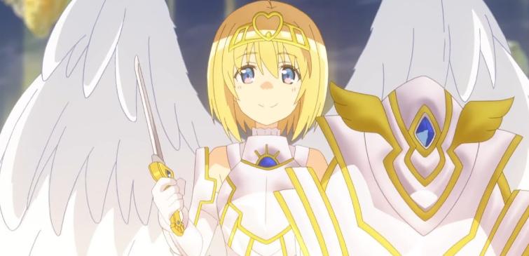 5 Kekuatan Maple di anime