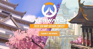Kontes Map Design Overwatch