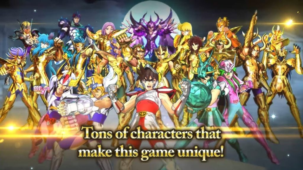 5 Game Anime Mainstream Mobile BANDAI NAMCO Terbaik 2020 - Otaku Mobileague
