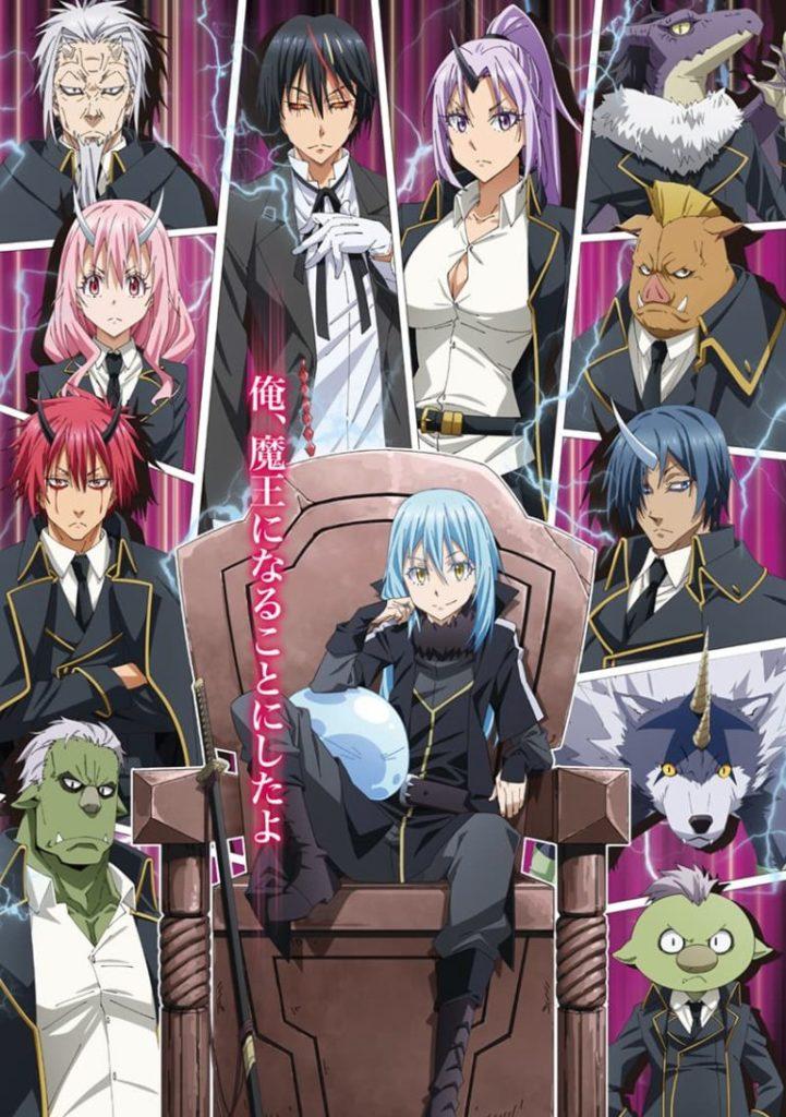 Slime Season 2 Promotional Poster
