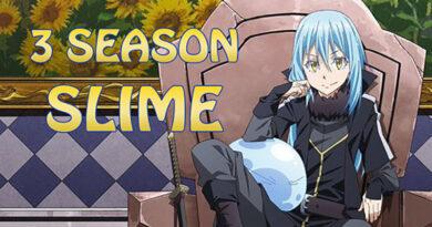 Tensei SLIME Kembali Dengan 3 Season - Otaku Mobileague