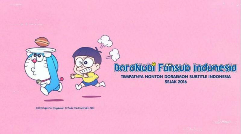 DoraNobi Fansub Doraemon