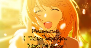 Mengenang Kaori Miyazono, Di Setiap Bulan April - Otaku Mobileague