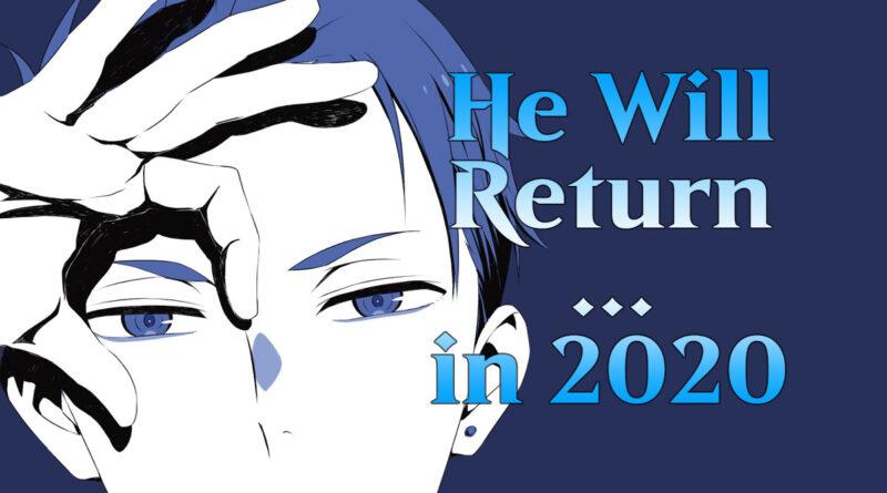 daisuke kanbe kembali