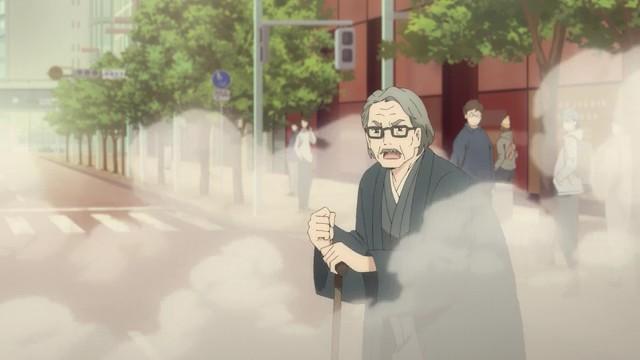 Cameo Tsutsui Yasutaka Sensei