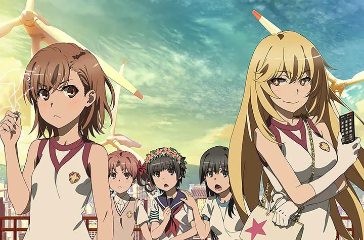 toaru kagaku no railgun t spring anime 2020