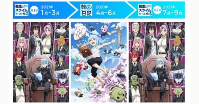 3 season tensei slime new