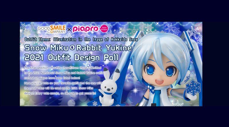 Desain Snow Miku 2021