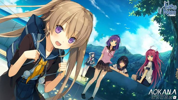 AOKANA: Four Rhythms Across the Blue Akan Segera Hadir di Nintendo Switch dan PS4 - Otaku Mobileague