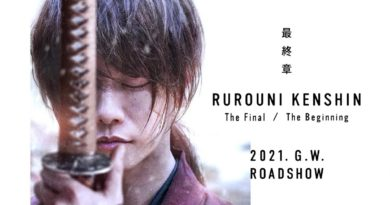 Rurouni Kenshin Movie Final New Date