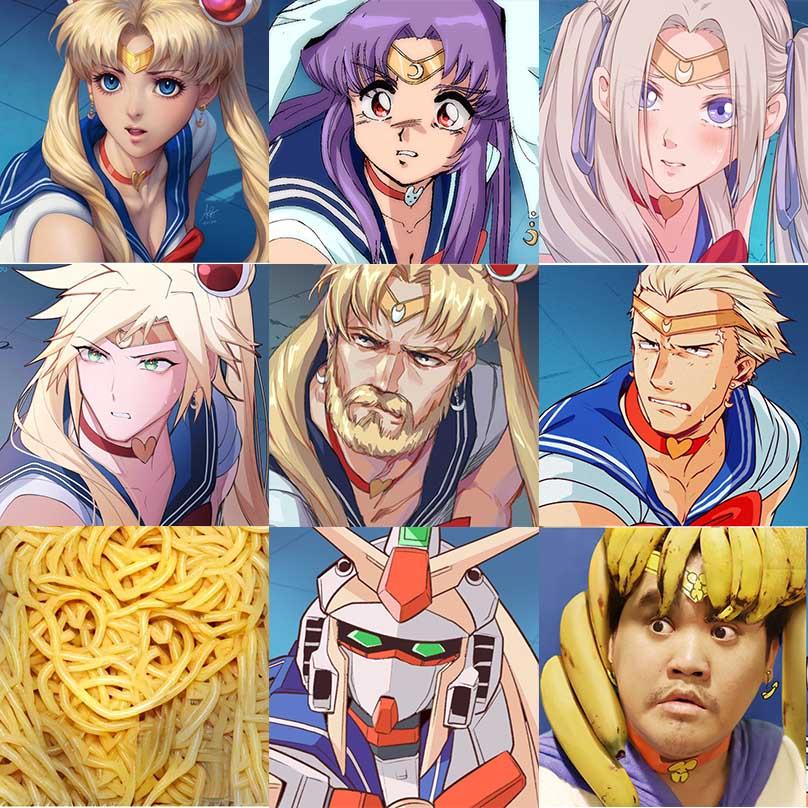 #Sailormoonredraw variation