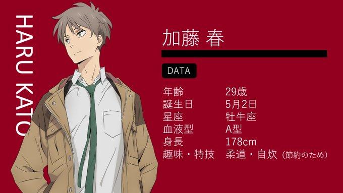 Partner Daisuke Kanbe - Kato Haru Profile