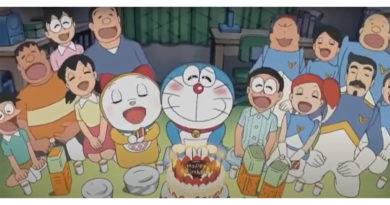 Doraemon birthday special