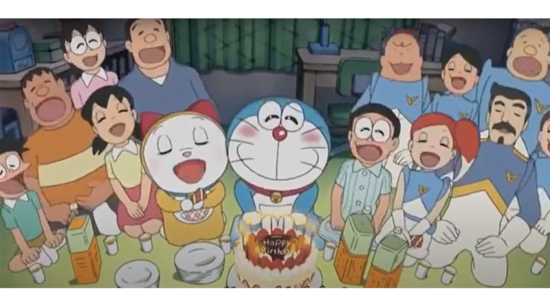 Doraemon birthday special