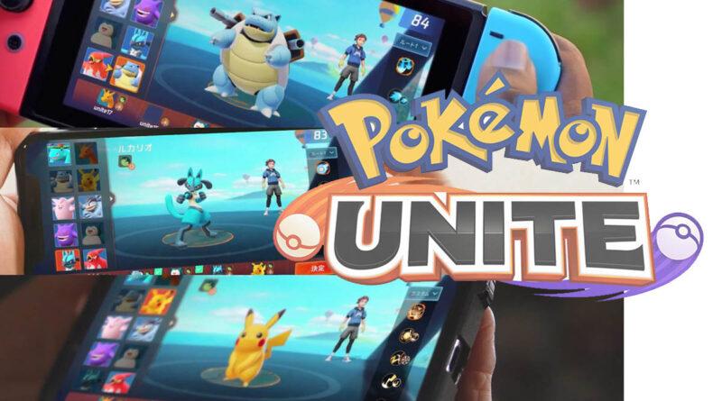 Pokemon Unite-banner