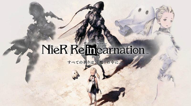 Nier Reincarnation - banner