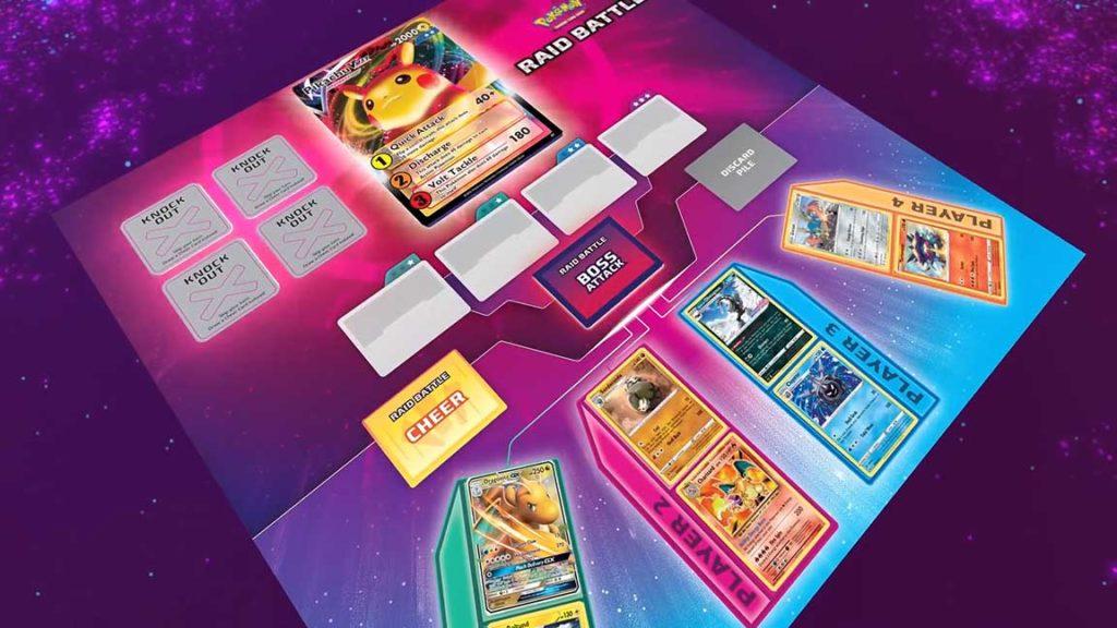 Pokemon TCG Raid Battle-01