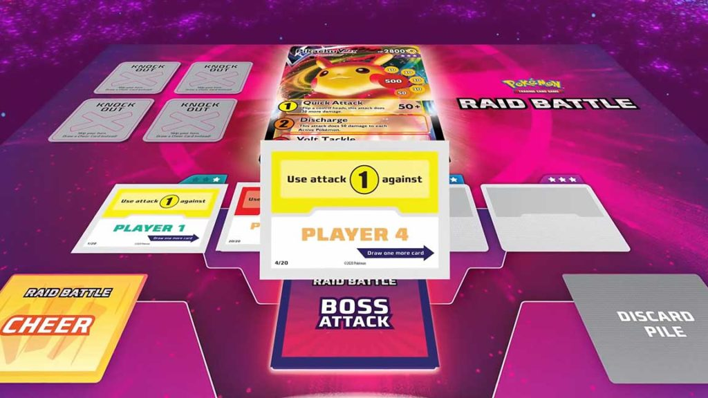 Pokemon TCG Raid Battle-03