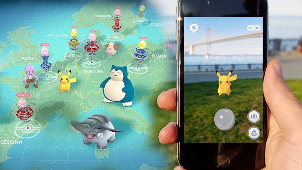 Pokemon Mobile Games-01