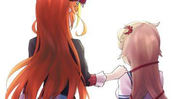 Akai haato dan Kiryu Coco