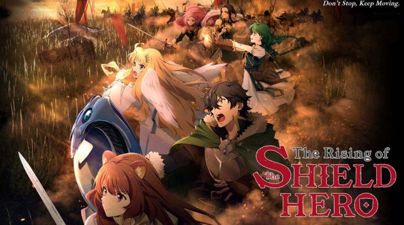 The Rising of the Shield Hero Season 2-banner