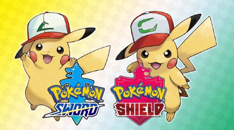 satoshi pikachu sword and shield-banner