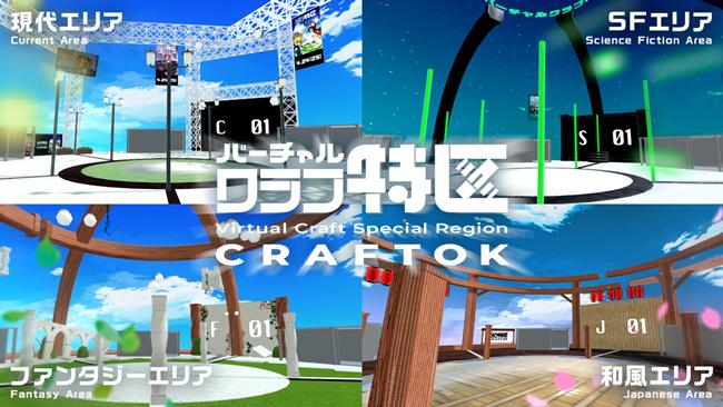 4 Area Digital Craftok